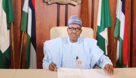 Nigeria Federal Government, President Muhammadu Buhari