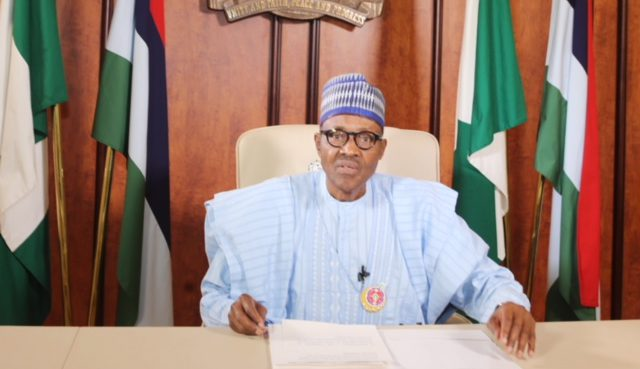 Buhari meets Speakers of Houses of Assembly