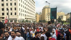 Lebanon, Protest
