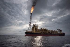 Angola, Gas