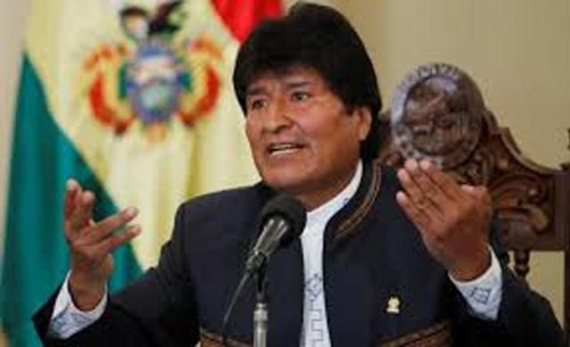 Why I fled Bolivia – Morales