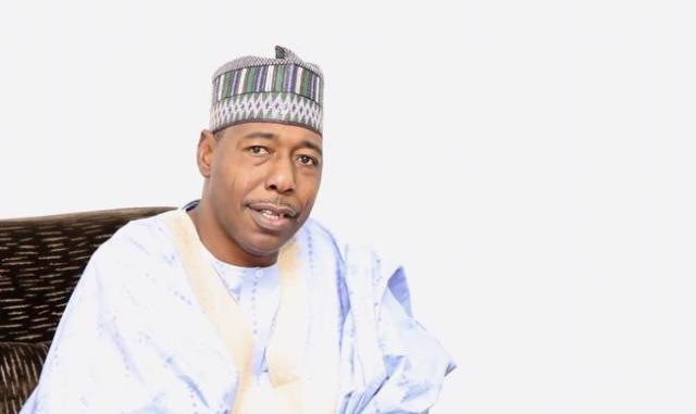 Insurgency: Gov. Zulum donates N180m, foodstuffs to Civilian JTF