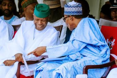 How Buhari administration is diversifying economy ― Osinbajo