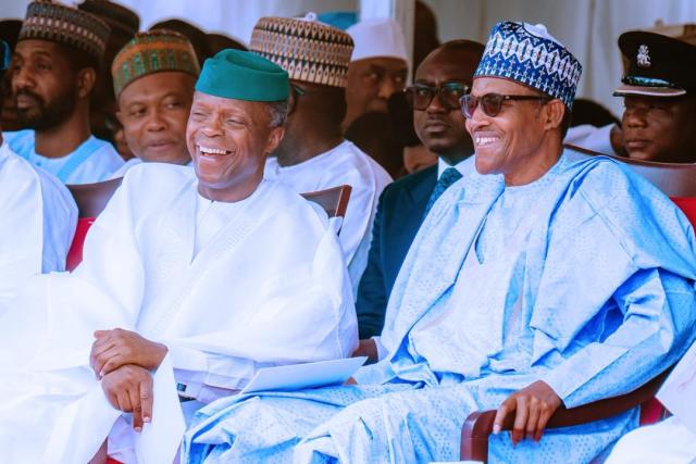 Buhari and Osinbajo 7