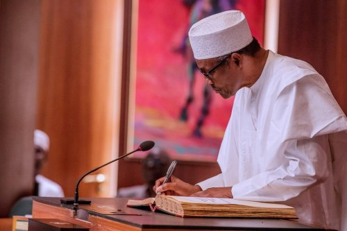 Buhari okays appointment of nine permanent secretaries