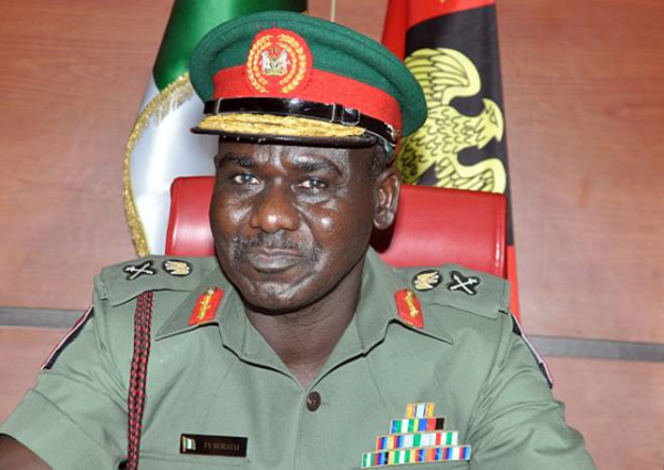 Buratai, learn from Ojukwu
