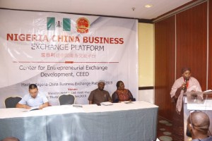 CEED, China collaborate to boost SMEs productivity