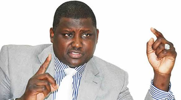 So, Abdulrasheed Maina has suddenly taken ill too?