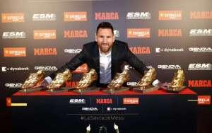 Lionel Messi, Manchester City, Barcelona