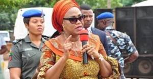 Enugu governor's wife harps on proper hygiene for children