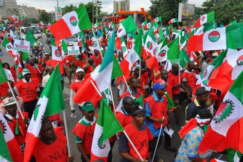 Minimum wage: clear pending promotion, salary, pension arrears or no negotiations, NLC tells govt