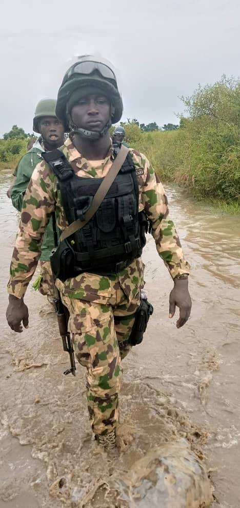 Troops In Hot Chase Of Remnant Of B/haram Terrorists – Army Jpg