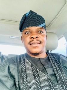 Comrade Usman Austin Okai