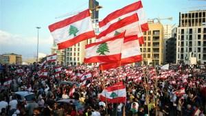 Grand Mufti, Lebanon, Protesters,