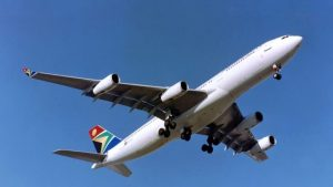 South African Airways, Comair