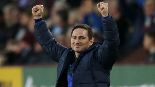 Lampard, Hazard, Chelsea