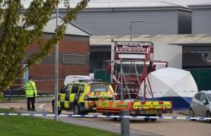 human trafficking,Vietnam, Vietnamese, UK Truck, 39 dead