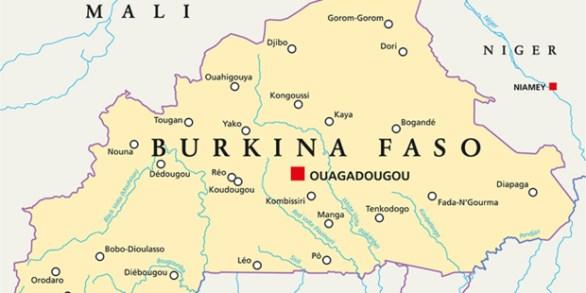 Militants kill 15 people at baptism in Burkina Faso