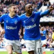 Aribo breaks Scottish Premiership duck in Rangers win