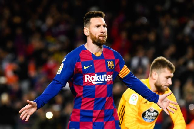 La Liga: Hat-trick hero Messi eases Barcelona's woes