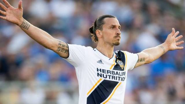 Zlatan, MLS, LA Galaxy
