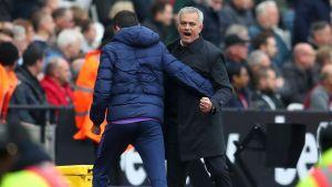 Mourinho, Tottenham, Spurs