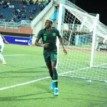 Victor Osimhen on form as Nigeria defeat Lesotho 2-4