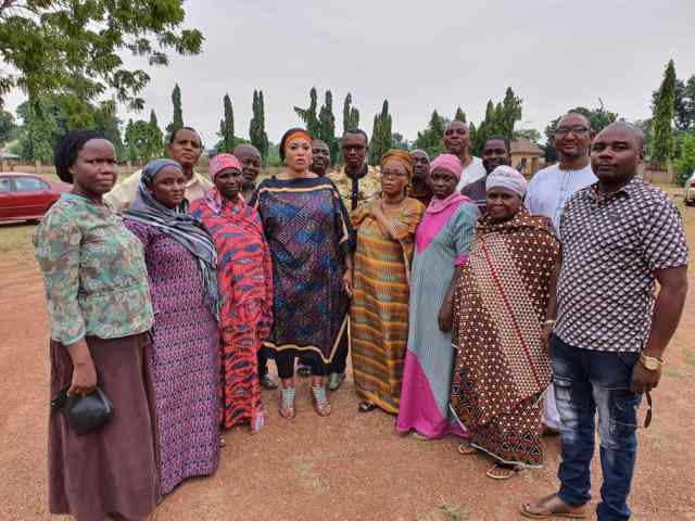 Kajuru Killings: US-based Journalist, Magnafaith visit troubled communities, calls for int'l aid