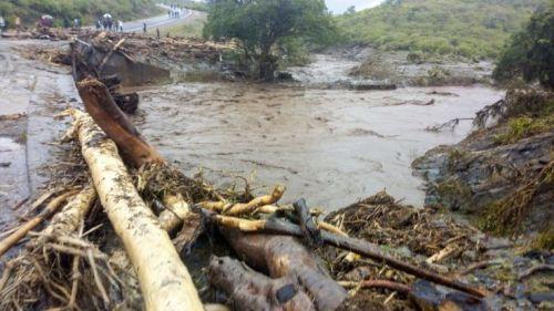 Kenya landslide: At least 24 killed after heavy rains