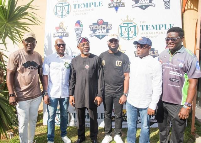 Speaker, Oba Elegushi, others attend Temple Jam Basketball tournament finale