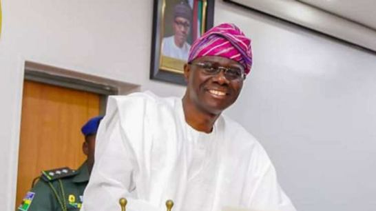 Breaking: Sanwo-Olu's election as lagos governor upheld by Supreme court