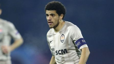 Brazilian player sent off in Ukraine for reacting to racist insults