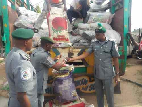 Customs seizes N43m smuggled goods within one week in Kaduna