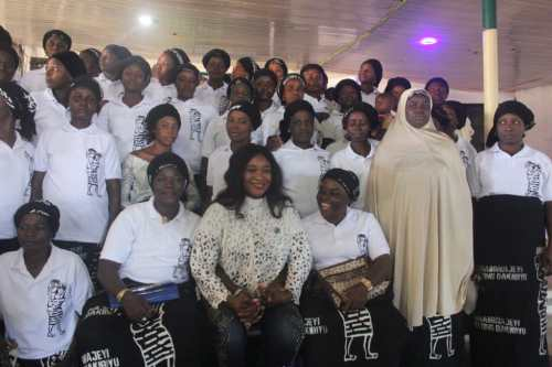 FCT women receive empowerment materials from WPUGI