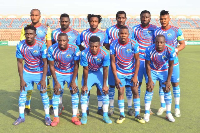 Delta Force, Kwara United, NPFL