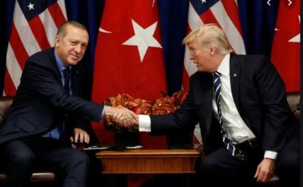 I told Trump Turkey will proceed with purchase of Russian missile ? Erdogan