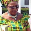 Buhari celebrates first female governor in Nigeria, Virgy Etiaba at 77