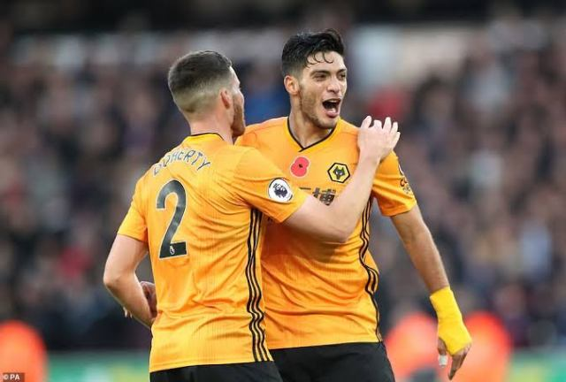 Wolves 2-1 Aston Villa: Hosts extend unbeaten run with derby win