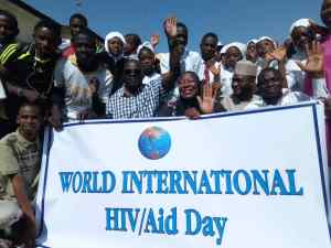 Women call for end to stigmatization of HIV/AIDS victims