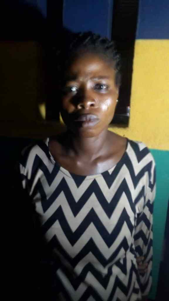 Woman throws one-day-old baby into soak-away in Ogun
