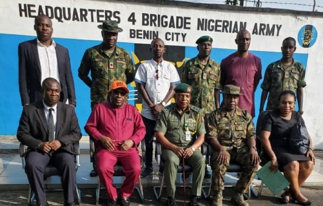 Edo, Army, NSCDC, oil, gas