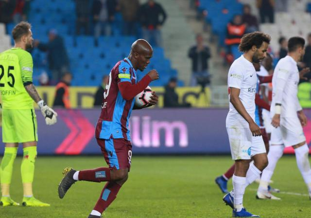 Nwakaeme's strike not enough to save Trabzonspor from Krasnodar defeat #Nigeria IMG 20190405 203333