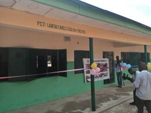 School, classroom, Abuja