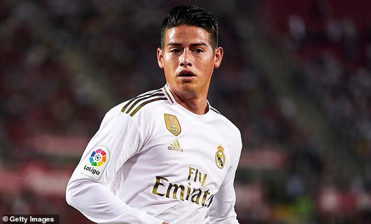 James Rodriguez reveals Madrid blocked move to LaLiga rivals