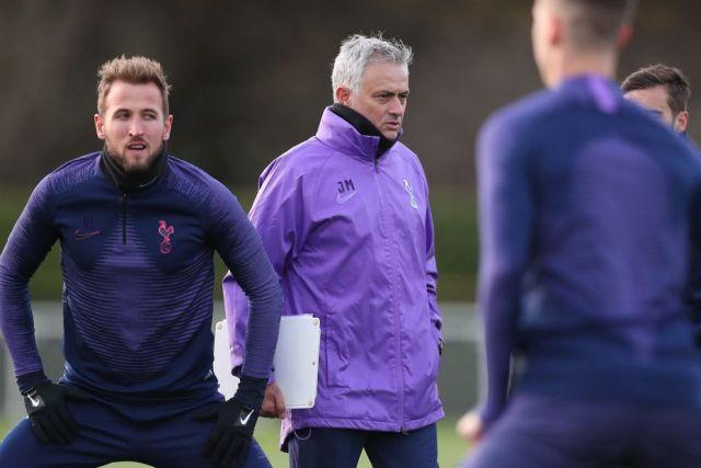 Mourinho, Tottenham