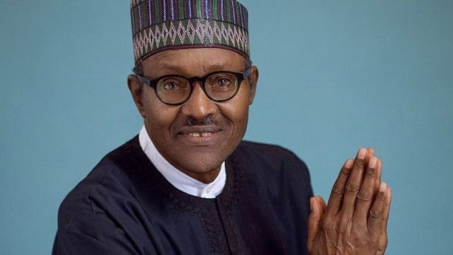 Buhari salutes Anthony Joshua on comeback victory