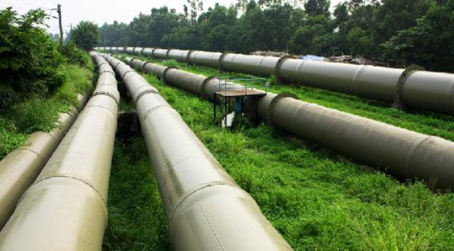 Nigerian oil pipelines