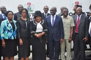Obaseki, Judiciary, Edo
