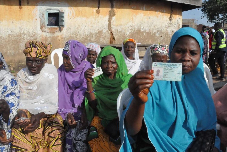 PHOTOS: Massive turnout of voters in Okene as #KogiDecides - Vanguard