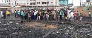 Okobaba, Ebute-Metta, Okobaba Fire: Sanwo-Olu promises succour to victims